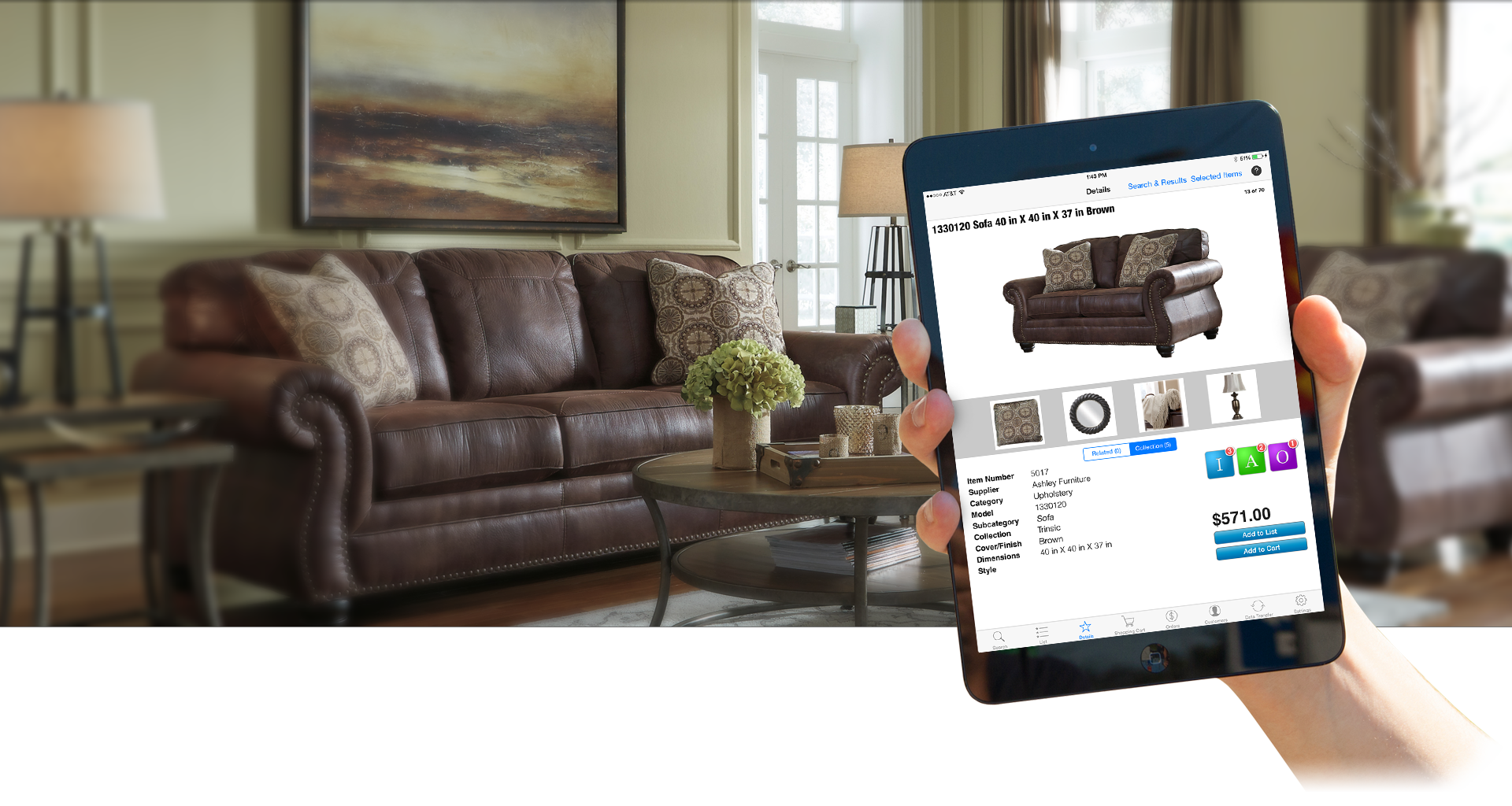 Furniture Wizard The Ultimate Solution For Furniture Inventory - Whats a invoice online furniture stores