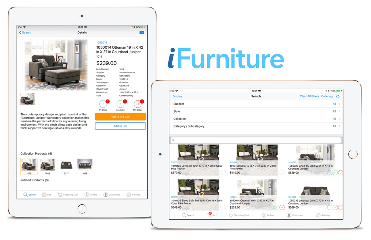 Furniture Wizard Ifurniture App Furniture Wizard